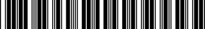 Barcode for 3C5065110